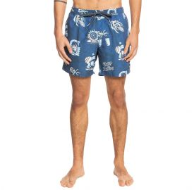 "Quiksilver Ανδρικό μαγιό Island Pulse 15"" - Swim Shorts for Men"